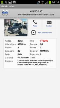 Groupe Maurin Volvo apk screenshot
