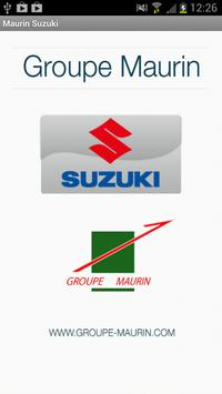 Maurin Suzuki poster