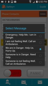 Safety+. Stay Safe & Fearless. apk screenshot