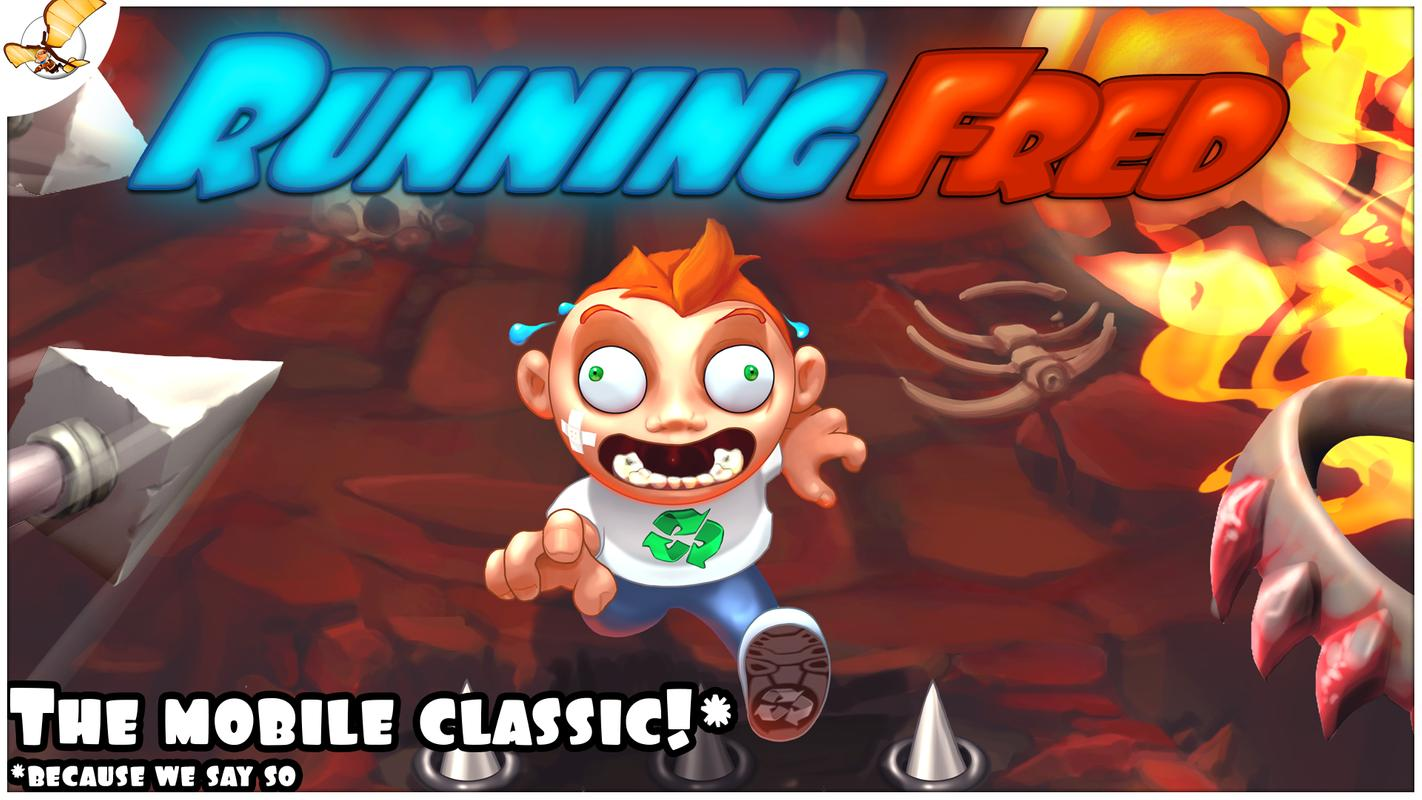 Running Fred APK Downl...