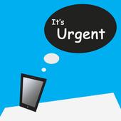 Its Urgent icon