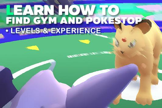 Guide for Pokemon Go Trainer apk screenshot