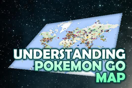 Maps for Pokemon Go Tips poster