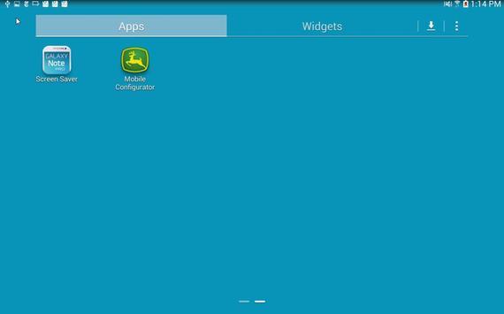 Mobile Offline Configurator apk screenshot