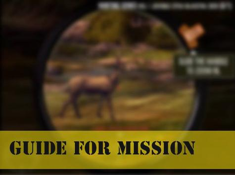 Guide For Deer Hunter 2016 poster