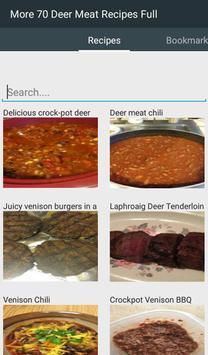 Deer Meat Recipes Full apk screenshot