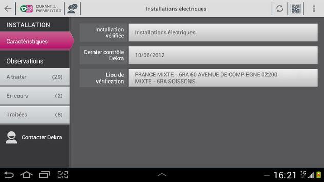 D-TAG apk screenshot