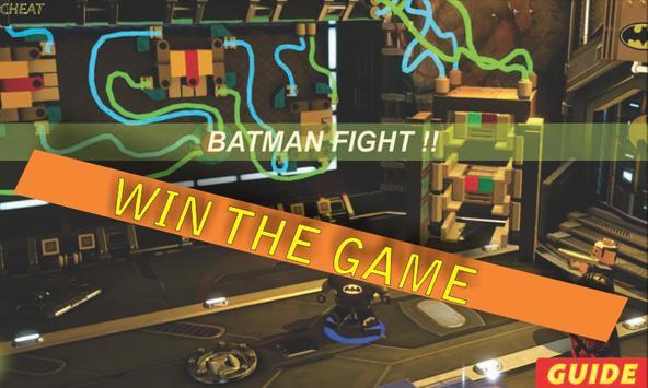 Joker Batman Lego Cheats poster