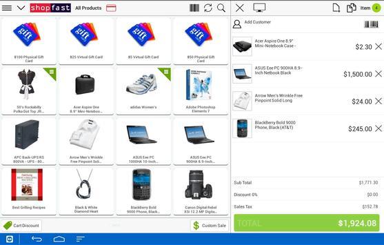 Dejavoo-POS apk screenshot