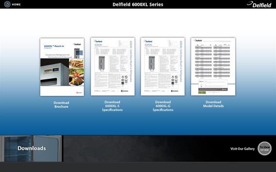 Manitowoc Delfield 6000XL apk screenshot