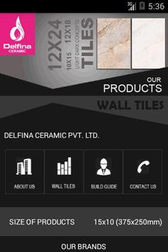 Delfina Ceramic poster
