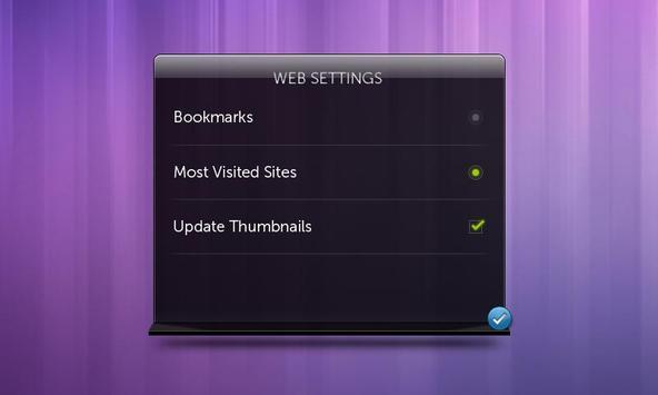 Dell Stage Web Widget apk screenshot