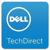 Dell TechDirect icon