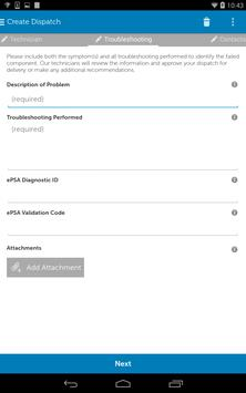 Dell TechDirect apk screenshot