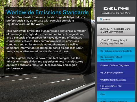 Delphi Emissions apk screenshot