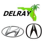 Delray Acura Hyundai DealerApp icon