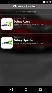 Delray Acura Hyundai DealerApp poster
