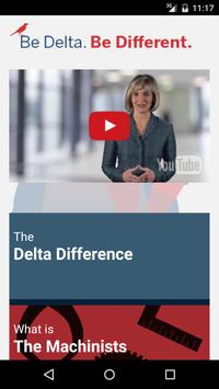 Be Delta poster