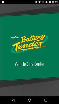 Battery Tender poster