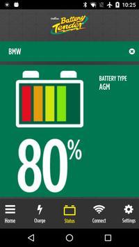 Battery Tender apk screenshot