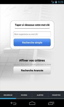 E-marchespublics.com apk screenshot