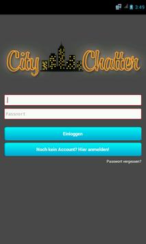 CityChatter poster
