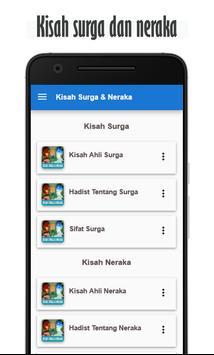 Kisah Surga & Neraka poster