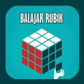 Panduan Belajar Rubik icon