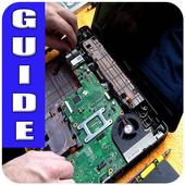 Guide service laptop app icon