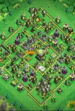 clash fhx of coc apk screenshot