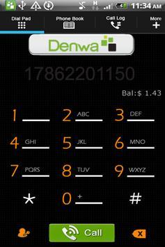 Denwa Lite poster