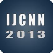 IJCNN 2013 icon