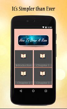 How To Draw A Rose apk screenshot