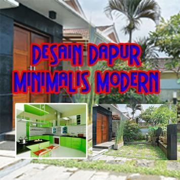 Desain Dapur Minimalis Modern poster