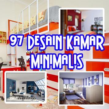97 Desain Kamar Minimalis poster