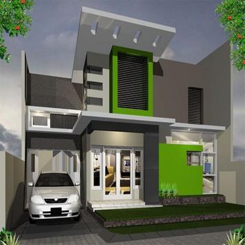 Desain Rumah Sederhana Modern poster