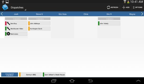 ESC Mobile Manager apk screenshot