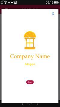 Free Logo Maker - DesignMantic poster
