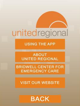 Experience United Regional apk screenshot