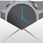 Holo Sms Scheduler icon