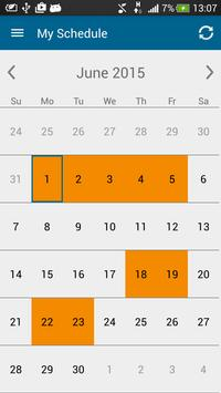oncallplan apk screenshot