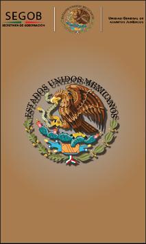 Constitución Mexicana poster