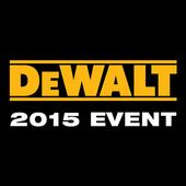 DEWALT 2015 Event icon