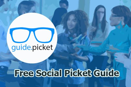 Free Social Picket Guide apk screenshot