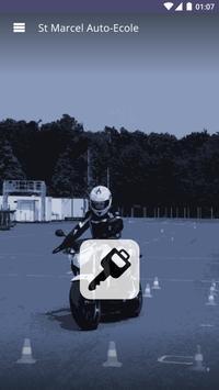 St Marcel Auto-Ecole poster