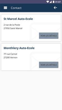 St Marcel Auto-Ecole apk screenshot