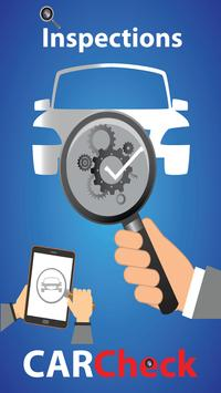 CarCheck: Vehicle Inspections poster