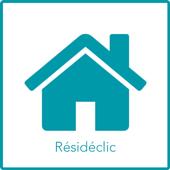 Résidéclic icon