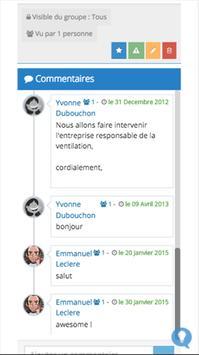 Résidéclic apk screenshot