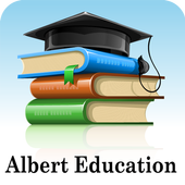 Albert Education icon